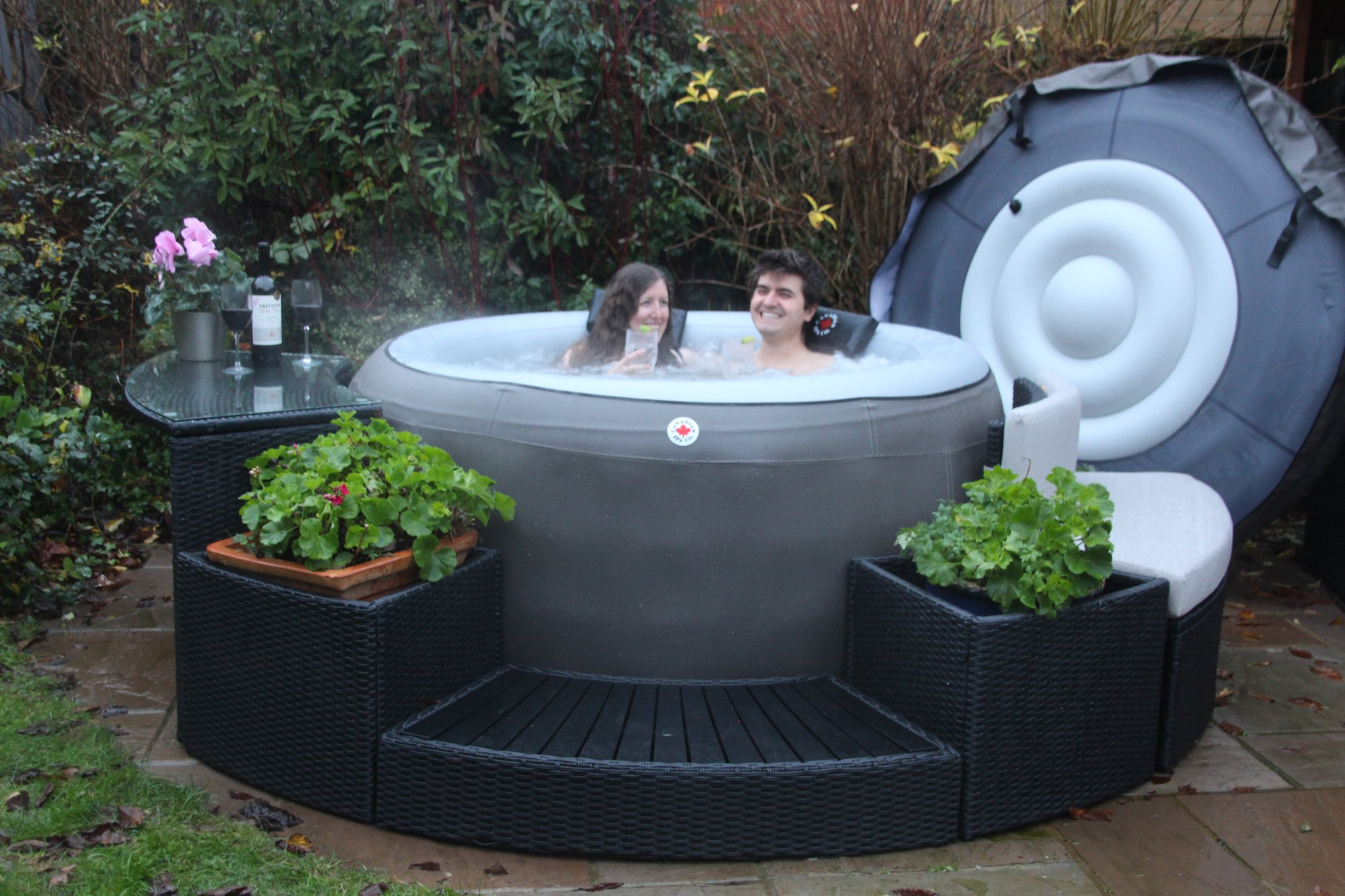 Inflatable Spas Are Not Just For Outdoor Use